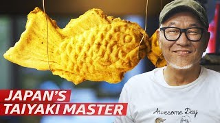 How Taiyaki, One Of Tokyos Favorite Street Foods, Is Made — First Person