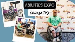 Adaptive Equipment Event | Touring Chicago