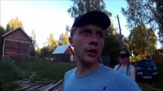 Рыбалка в Милятино ч.1 июнь.