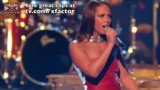 Alicia Keys Medley @ X Factor 2009