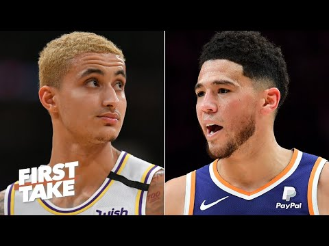 Kyle Kuzma for Devin Booker? Stephen A. wants to see the Lakers make a trade   First Take