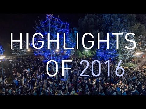 Highlights of 2016 | University of Southampton