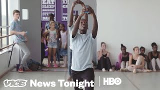 Ballet Is Giving Boys In Kenya