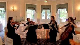 Wedding String Quartet - Canon in D (Best Version) (Johann Pachelbel)