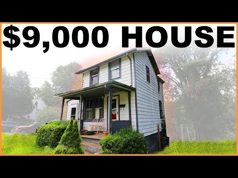 $9,000 HOUSE - Full Home Renovation - #7