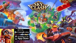 Sky Clash: Lords of Clans 3D - iOS/Android - Gameplay Video