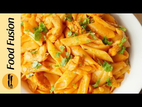 Tandoori Chicken Pasta Recipe