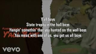 Gambar cover Florida Georgia Line - Y'all Boys (Lyrics)