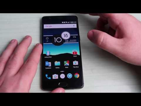 Foto Recensione OnePlus 3T 128GB