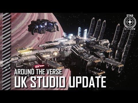 Around the Verse - UK Studio Update