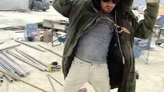 How to Setup Camp at Burning Man 2010