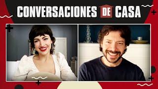 Alvaro Morte & Ursula Corbero : Conversaciones de Casa