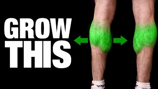 Do This EVERY Day for Bigger Calves! (ONE MOVE)