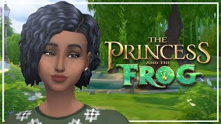 NEW DISNEY CHALLENGE! // The Sims 4: Princess & The Frog #1