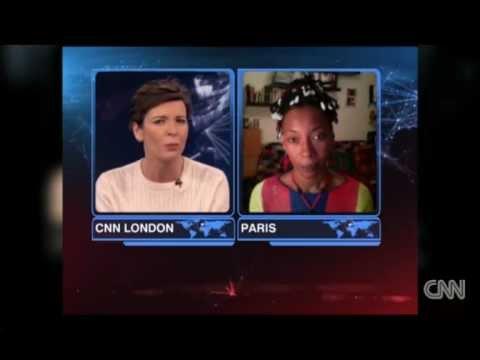 2013 소리축제를 찾는 파투마타 디아와라(Fatoumata Diawara) CNN 인터뷰