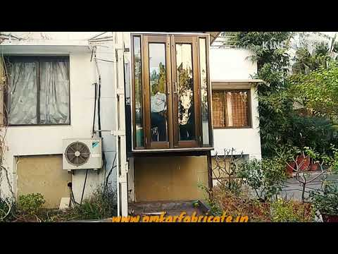 Omkar Hydraulic Home Lift