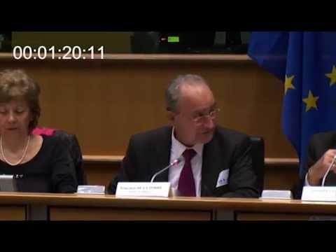 Presentación Plataforma CAT-MED - Bruselas