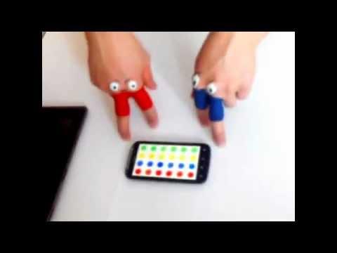 Video of Finger Twist