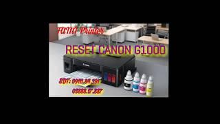 Wic reset canon g2000 key | Canon G2000 Resetter Crack Free