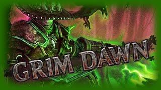 Grim Dawn - Warder Concepts (Soldier + Shaman = Warder) - Most