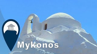 Mykonos | Paraportiani church