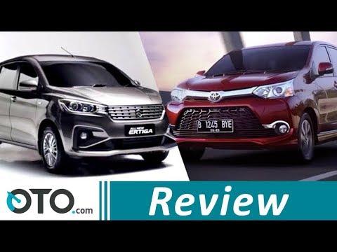 Suzuki Ertiga 2018 vs Toyota Avanza Veloz | Review | Mana Yang Terbaik Untuk Anda? | OTO.com