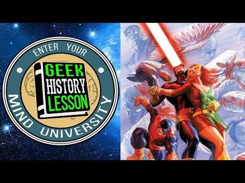Best X-Men Stories - Geek History Lesson