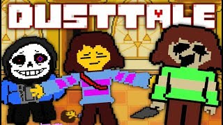 """DUSTTALE: THE PACIFIST """"REBELLION"""" ROUTE 