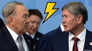 Атамбаев откровенно высказался о Назарбаеве и власти Казахстана