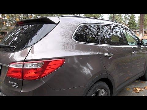 Review : 2014 Hyundai Santa Fe