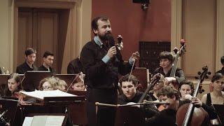 Večerní komentované koncerty České filharmonie