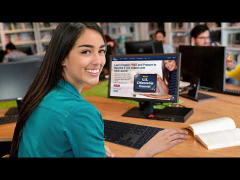 Learn English - FREE with USA Learns!
