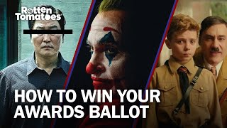 2020 Oscar Predictions: How To Win Your Ballot | Rotten Tomatoes