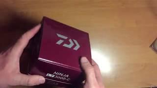 Катушка daiwa ninja a 3000