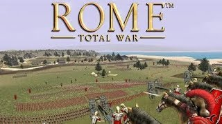 Rome Total War Campaign - Livestream #2 Not quite done yet