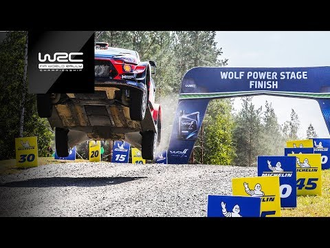 WRC - Highlights Power Stage