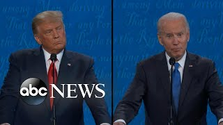 Biden and Trump address national security threat of foreign influence during election