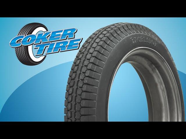 Beaded Edge Tires | Vintage Car Tires