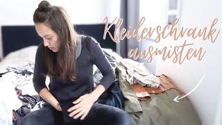KLEIDERSCHRANK ausmisten nach KONMARI: Minimalismus im Kleiderschrank