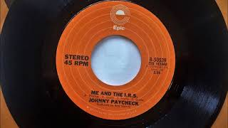 Me And The I.R.S. , Johnny Paycheck , 1978