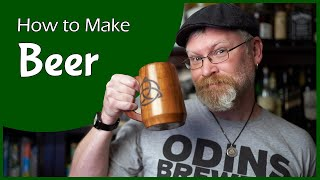 How To Make Beer - Brown Ale