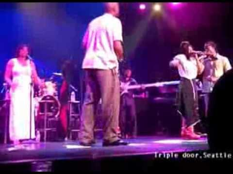 'Black Stax LIVE at the Triple Door' (visual candy)