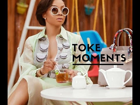 """""""Dating a Stingy Person is a Disease"""" – Toke Makinwa in New Episode of Toke Moments 