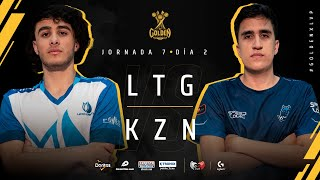 Loto Gaming VS Kaizen Esports | Jornada 14 | Golden League Clausura