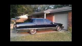 Cadillac pimpin