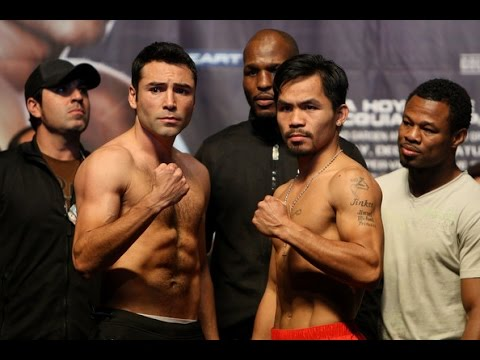 Manny Pacquiao vs Oscar De La Hoya Full Fight (Гендлин)