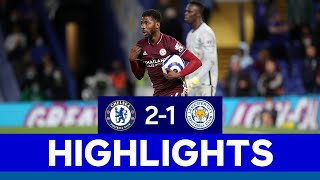 Chelsea 2-1 Leicester Pekan 37