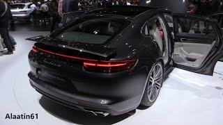 All New Porsche Panamera 2017 In Depth Review Interior Exterior
