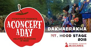 DakhaBrakha- Watch A Concert A Day #WithMe #StayHome #Discover #Folk #Live #Music