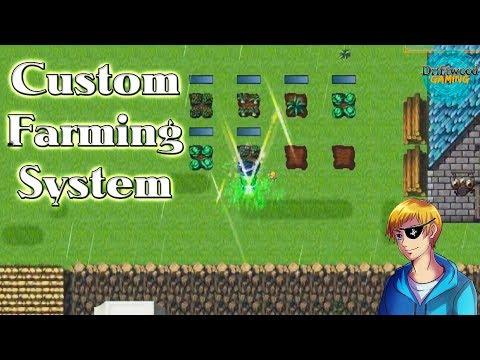 farming system :: RPG Maker MV Tech Support